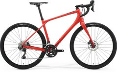 Гравийный велосипед Merida SILEX 700 (2021) matt race red(glossy dark red)
