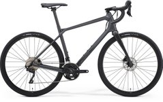 Гравийный велосипед Merida SILEX 4000 (2021) matt anthracite(glossy black)